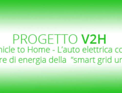 Progetto Vehicle to Home