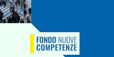 Logo Fondo Nuove Competenze